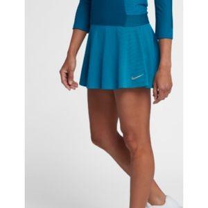 Nike Dri Fit Tennis Skort Size Small Pleated